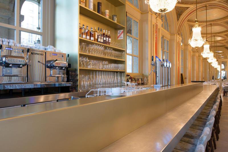 Restaurant le 4 me mur bordeaux aranda mas - Le 4eme mur bordeaux ...